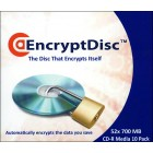 EncryptDisc - 10-Pack 52x CD-R Discs with Jewel Cases
