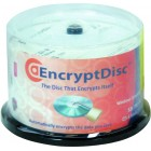 EncryptDisc - 50-Pack 52x CD-R Disc Spindle