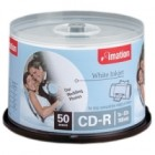 Imation - CD Recordable Media - CD-R - 48x - 700 MB - 50 Pack Spindle