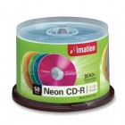 Imation - CD Recordable Media - CD-R - 40x - 700 MB - 50 Pack Spindle - Retail