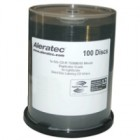 Aleratec - CD Recordable Media - CD-R - 52x - 700 MB - 100 Pack Spindle