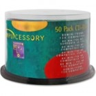 Compucessory - CD Rewritable Media - CD-RW - 12x - 700 MB - 50 Pack Spindle
