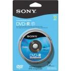 Sony - 10-Pack DVD-R Discs