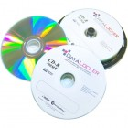 DataLocker - SecureDisk DLCD100 CD Recordable Media - CD-R - 700 MB - 100 Pack