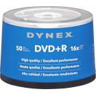 Dynex - Life Series 16x DVD+R Discs 50-Pack