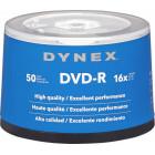 Dynex - Life Series 16x DVD-R Discs 50-Pack